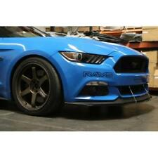 APR Performance Ford Mustang w/ Performance Pk Front Wind Splitter w/ Rods 2015+