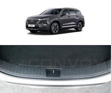 Korea Felt Trunk Door Guard Cover Protector for Hyundai SantaFe 2019
