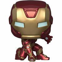 Funko Pop! Iron Man #626 Pop Games: Avengers Gamerverse Vinyl Figure