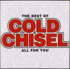 Cold Chisel - The Best of: All for You CD NEW & SEALED (Greatest Hits)