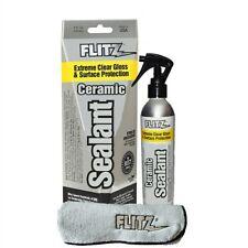 Flitz Sealant Spray Bottle w/Microfiber Polishing Cloth - 236ml/8oz
