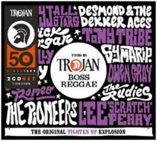 This is Trojan Boss Reggae - New 2CD Album - Pre Order 27th April