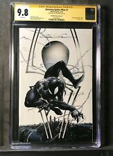 AMAZING SPIDER-MAN #1 CRAIN VARIANT COVER D CGC 9.8 SS CLAYTON CRAIN fingerprint
