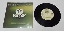 "Fleetwood Mac As Long As You Follow 7"" Single A1 B2 Pressing - EX"