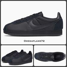 Nike Cortez Nylon OG, Triple Black,  749864-003 UK 7, EU 41,