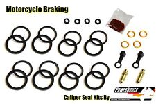 Yamaha XJR 1300 98-99 Brembo front brake caliper seal kit 1998 1999