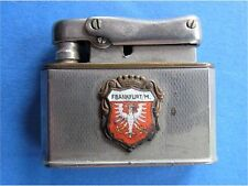 Altes Feuerzeug Ibelo Monopol Erinnerung an Frankfurt/Main