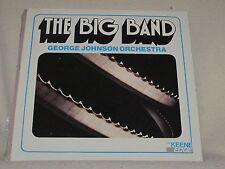 George Johnson Orchestra The Big Band 1983 Keene Edge Promo JAZZ Sealed LP