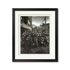 Metal Gear Solid Snake Battle Field Poster Print