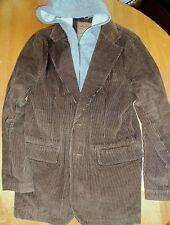 Machine Clothing Men's Brown Jacket Size M