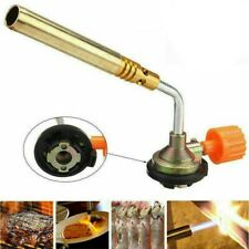 Plumbing Blow Torch Soldering Mapp Propane Gas For Brazing Welding Quick Fire