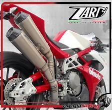Zard 2:1:2 Titanium Racing full exhaust system for Bimota DB7/DB8