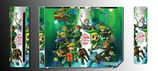 Legend of Zelda Link 20th Anniversary Special Edition Game SKIN for Nintendo Wii