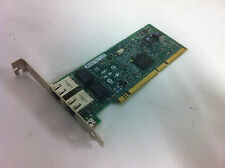 Dell MY-0J1679-12402 Intel C40896-003 PCI-X 2x RJ45 GigaBit Server Adapter Card
