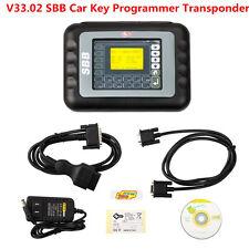 Universal Newest Key Maker SBB Car Key Programmer Transponder Immobilizer V33.02