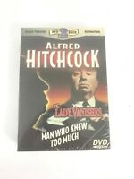 Alfred Hitchcock, The Man Who Knew Too Much & The Lady Vanishes