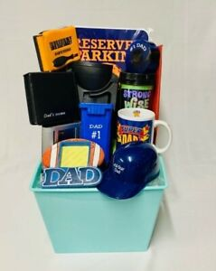 Dad Gift Basket, Father's Day gifts, Dad's Gifts