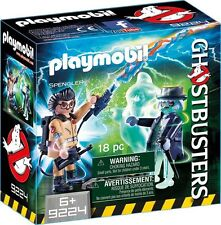 Playmobil 9224 Spengler und Geist  NEU/OVP