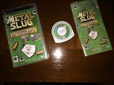 Sony PSP Metal Slug Anthology Ita