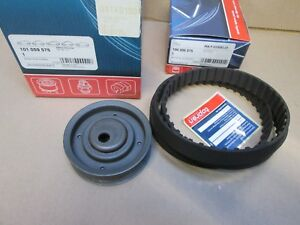 AUDI 80 COUPE 100 TENSIONER PULLEY AND BETLS  ( F 220093.01 )