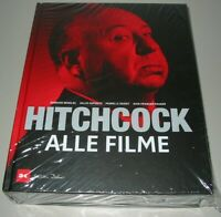 Bernoliel / Esposito / Joudet / Rauger Hitchcock - Alle Filme Buch Neu!