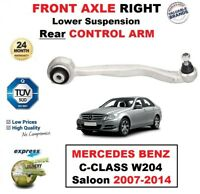 FRONT AXLE RIGHT Lower Rear ARM for MERCEDES BENZ C-CLASS W204 Berlina 2007-2014