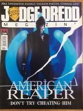 Judge Dredd Megazine Issue 319 31/01/12 Durham Red Mini-trade