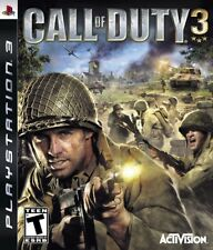 Call of Duty 3 - Gold Edition - Playstation 3 Game