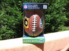 Pittsburgh Steelers Super Bowl 43 Limited Edition Full Size Ball