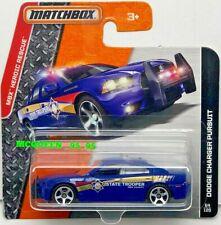 MATCHBOX 2015 MBX HEROIC RESCUE DODGE CHARGER PURSUIT