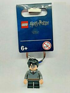 Brand New Lego - Harry Potter Keyring (2021) - Harry Potter - 854114