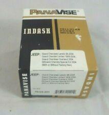 PANAVISE 75122-201 CUSTOM MOUNT FOR 99-04 JEEP LAREDO GRAND CHEROKEE