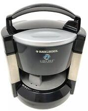 Black & Decker Lids Off Electric Professional Jar Opener Jw200 Lid Remove Black