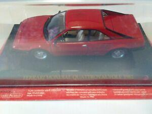 Ferrari Mondial Quattrovalvole 1982 Model Car