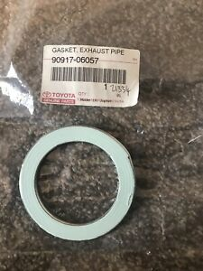 TOYOTA MR2 SW20 1991-93 Exhaust Pipe Gasket- 90917-06057