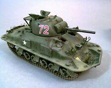 "Resicast 1/35 M4A1 Sherman DD (Duplex Drive) 75mm Gun Tank ""Early"" WWII 351166"