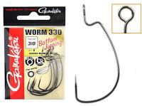Gamakatsu Worm 330 Bottom Jigging hamecons / hooks for Cheburashka weights