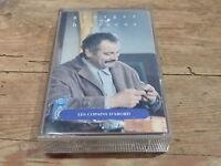 GEORGES BRASSENS - K7 audio / Audio tape !!! LES COPAINS D'ABORD !!