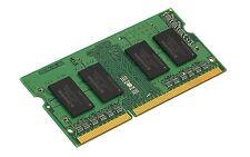 Kingston DDR3 4GB 1600 Mhz RAM Laptop Notebook New SODIMM Memory KCP316SS8/4FR
