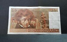 10 francs Berlioz du 6 mars 1975 TTB +