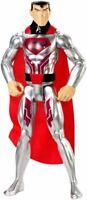 Superman Justice League Cartoon Steel Suit Figure FPC61
