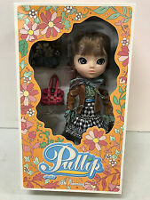 Pullip Latte Fashion Doll Groove original 80's style checkered dress NRFB New