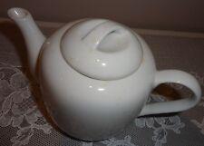 DANSK INTERNATIONAL DESIGN WHITE ONE CUP TEA POT