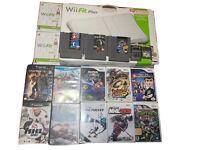 Nintendo Wii, Gamecube, NES, Gameboy Game/Accessory Lot (Mario, Wii Fit Plus)
