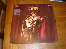Jose Feliciano LP Souled AUTOGRAPHED