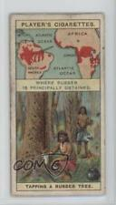 1908 Player's Products of the World Tobacco Base #10 India-rubber Card 1t5
