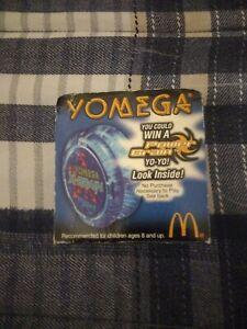 Omega Yoyo from Mcdonald's.