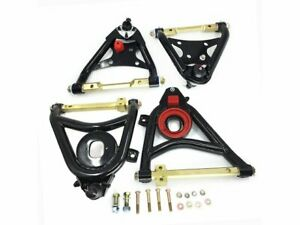 For 1958 Chevrolet Del Ray Control Arm Kit Front Upper and Lower 54261ZH Base