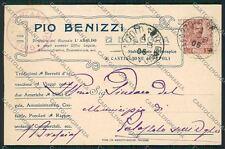 Bologna Castiglione dei Pepoli Commerciale Fori cartolina QQ9206
