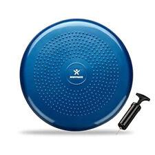 Coussin Air Gonflable Equilibre Stabilité Wobble Disque Yoga Ballon Gym Physio